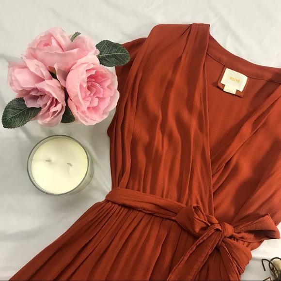70fd0a3df7f8 Anthropologie Dresses & Skirts - Anthropologie Maeve | Noronha Wrap dress